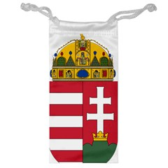 Coat of Arms of Hungary Jewelry Bag