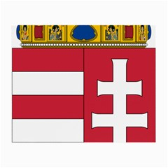 Coat of Arms of Hungary Small Glasses Cloth (2-Side)