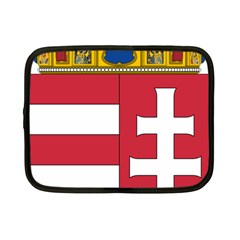 Coat of Arms of Hungary Netbook Case (Small)