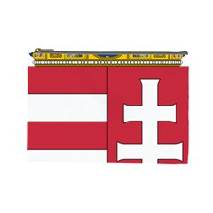 Coat of Arms of Hungary Cosmetic Bag (Large)