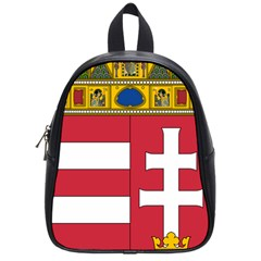 Coat of Arms of Hungary School Bags (Small)