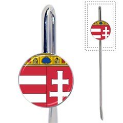 Coat of Arms of Hungary Book Mark