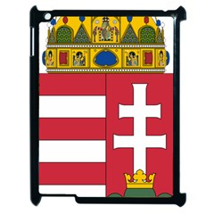 Coat of Arms of Hungary Apple iPad 2 Case (Black)