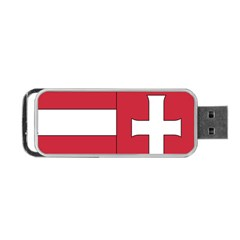 Coat of Arms of Hungary Portable USB Flash (Two Sides)