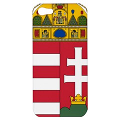Coat of Arms of Hungary Apple iPhone 5 Hardshell Case