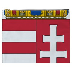 Coat of Arms of Hungary Cosmetic Bag (XXXL)