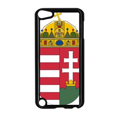 Coat Of Arms Of Hungary Apple Ipod Touch 5 Case (black)