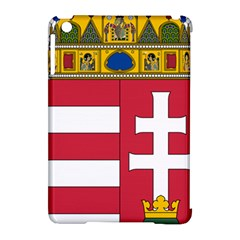 Coat of Arms of Hungary Apple iPad Mini Hardshell Case (Compatible with Smart Cover)