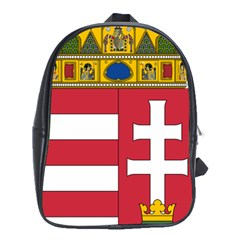 Coat of Arms of Hungary School Bags (XL)