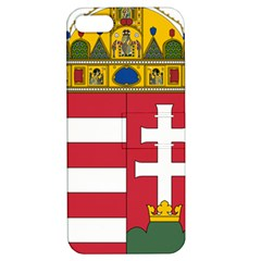 Coat of Arms of Hungary Apple iPhone 5 Hardshell Case with Stand