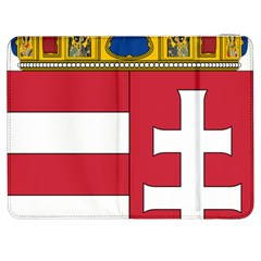 Coat of Arms of Hungary Samsung Galaxy Tab 7  P1000 Flip Case