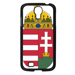 Coat of Arms of Hungary Samsung Galaxy S4 I9500/ I9505 Case (Black)