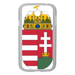 Coat of Arms of Hungary Samsung Galaxy Grand DUOS I9082 Case (White)