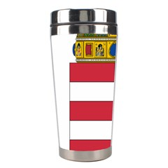 Coat of Arms of Hungary Stainless Steel Travel Tumblers