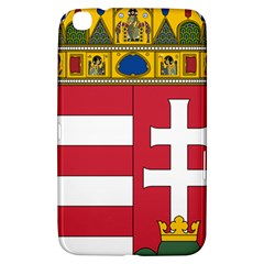 Coat of Arms of Hungary Samsung Galaxy Tab 3 (8 ) T3100 Hardshell Case
