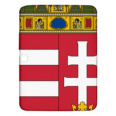 Coat of Arms of Hungary Samsung Galaxy Tab 3 (10.1 ) P5200 Hardshell Case