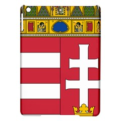 Coat of Arms of Hungary iPad Air Hardshell Cases