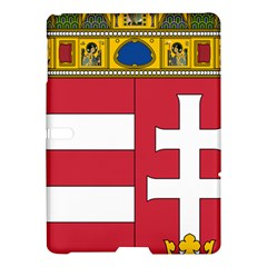 Coat of Arms of Hungary Samsung Galaxy Tab S (10.5 ) Hardshell Case