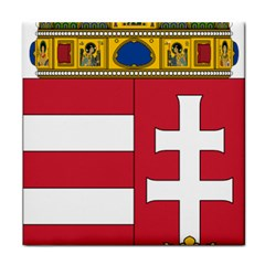 Coat of Arms of Hungary  Tile Coasters