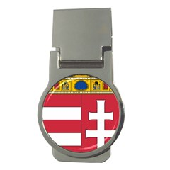 Coat of Arms of Hungary  Money Clips (Round)