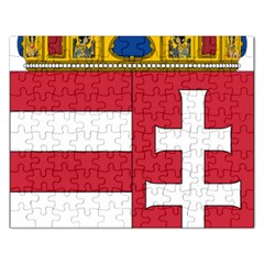 Coat of Arms of Hungary  Rectangular Jigsaw Puzzl