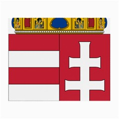 Coat of Arms of Hungary  Small Glasses Cloth