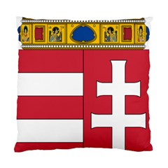 Coat of Arms of Hungary  Standard Cushion Case (Two Sides)