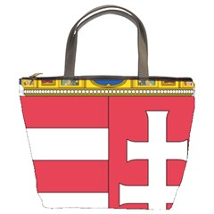 Coat of Arms of Hungary  Bucket Bags