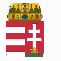 Coat of Arms of Hungary  Large Garden Flag (Two Sides)