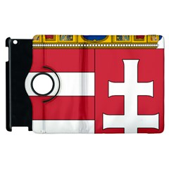 Coat of Arms of Hungary  Apple iPad 3/4 Flip 360 Case