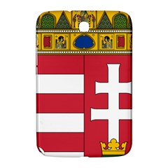 Coat of Arms of Hungary  Samsung Galaxy Note 8.0 N5100 Hardshell Case