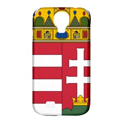 Coat of Arms of Hungary  Samsung Galaxy S4 Classic Hardshell Case (PC+Silicone)