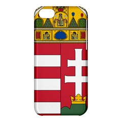 Coat of Arms of Hungary  Apple iPhone 5C Hardshell Case