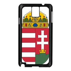 Coat of Arms of Hungary  Samsung Galaxy Note 3 N9005 Case (Black)