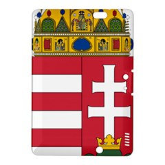 Coat of Arms of Hungary  Kindle Fire HDX 8.9  Hardshell Case