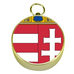 Coat of Arms of Hungary  Gold Compasses