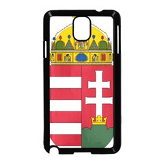 Coat of Arms of Hungary  Samsung Galaxy Note 3 Neo Hardshell Case (Black)
