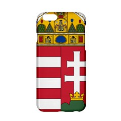 Coat of Arms of Hungary  Apple iPhone 6/6S Hardshell Case