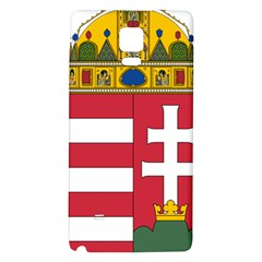 Coat of Arms of Hungary  Galaxy Note 4 Back Case