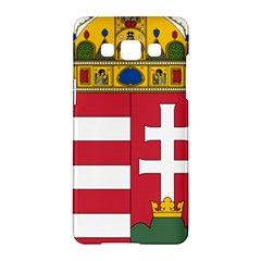Coat of Arms of Hungary  Samsung Galaxy A5 Hardshell Case