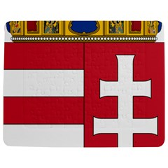 Coat of Arms of Hungary  Jigsaw Puzzle Photo Stand (Rectangular)