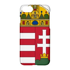 Coat of Arms of Hungary  Apple iPhone 7 Hardshell Case
