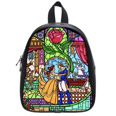 Happily Ever After 1 - Beauty and the Beast  School Bag (Small)