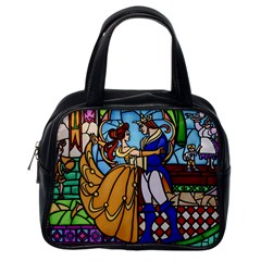 Happily Ever After 1   Beauty And The Beast Classic Handbags (One Side)