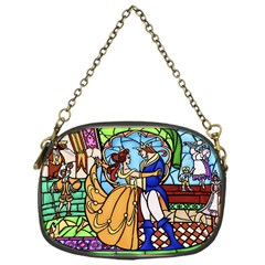 Happily Ever After 1 - Beauty and the Beast  Chain Purse (One Side)