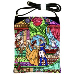 Happily Ever After 1   Beauty And The Beast Shoulder Sling Bags