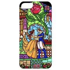 Happily Ever After 1   Beauty And The Beast Apple iPhone 5 Classic Hardshell Case
