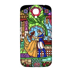 Happily Ever After 1   Beauty And The Beast Samsung Galaxy S4 I9500/I9505  Hardshell Back Case