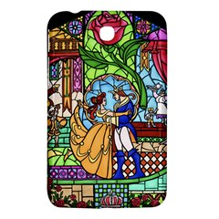 Happily Ever After 1   Beauty And The Beast Samsung Galaxy Tab 3 (7 ) P3200 Hardshell Case