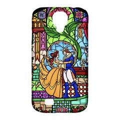 Happily Ever After 1   Beauty And The Beast Samsung Galaxy S4 Classic Hardshell Case (PC+Silicone)
